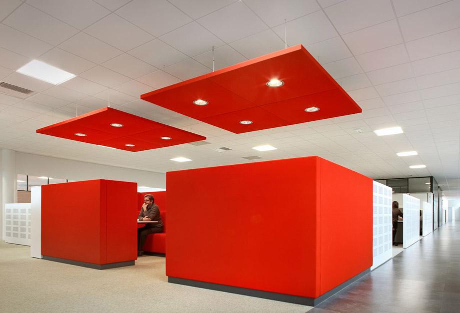 bureaux en open space sakariba agence d 39 architectes valenciennes. Black Bedroom Furniture Sets. Home Design Ideas